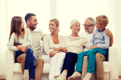недвижимость для родственников