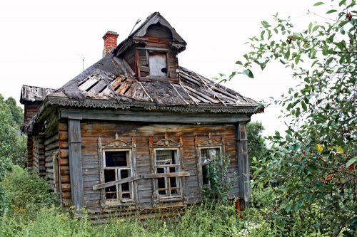 безхозное жилье