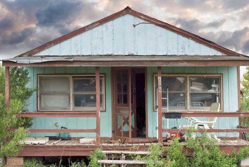 безхозный дом